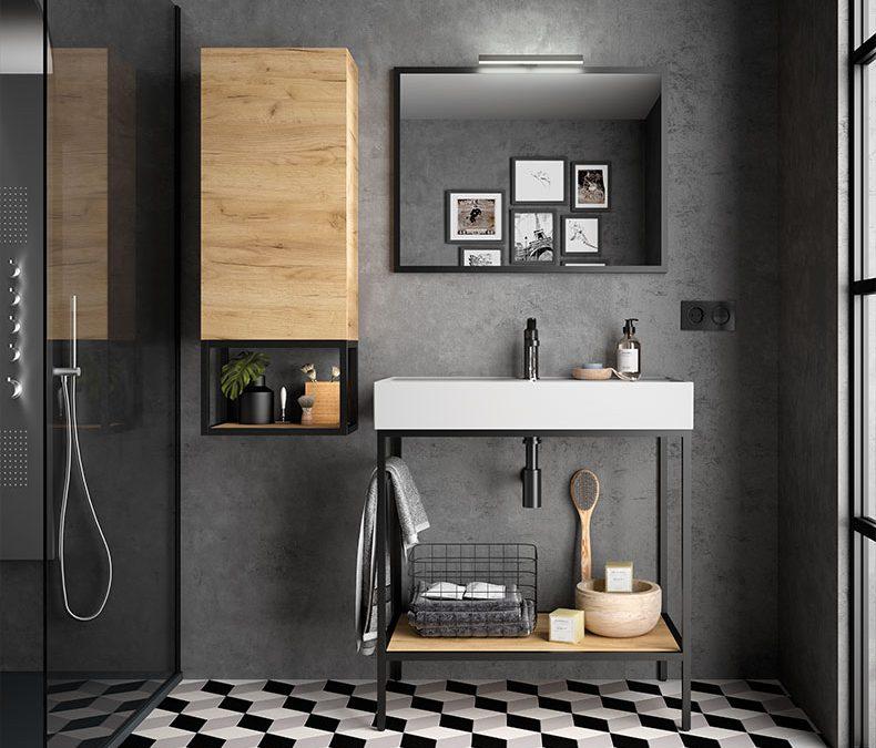 Inspirations salle de bain du mois de juin 2021